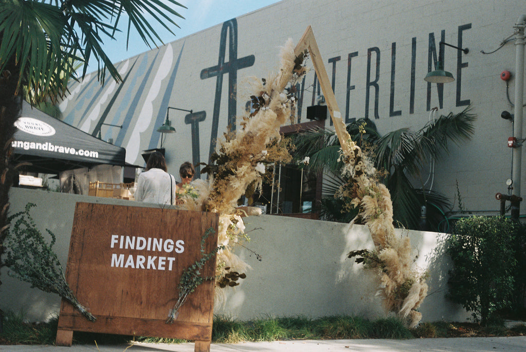 Findings Market at Waterline Santa Barbara