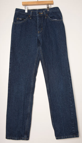 Vintage 80's Lee Denim Pants