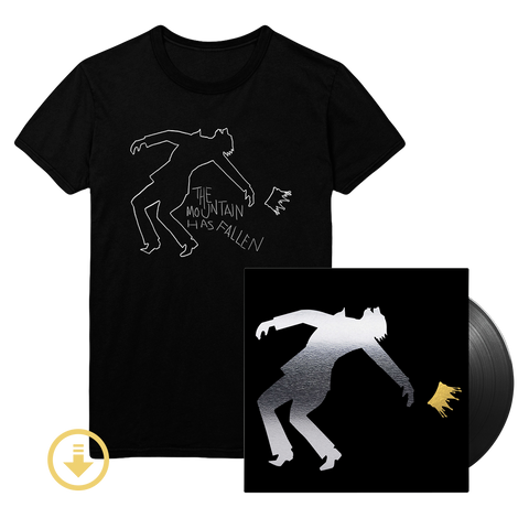 The Mountain Has Fallen EP - Vinyl + T-Shirt + Digital Download