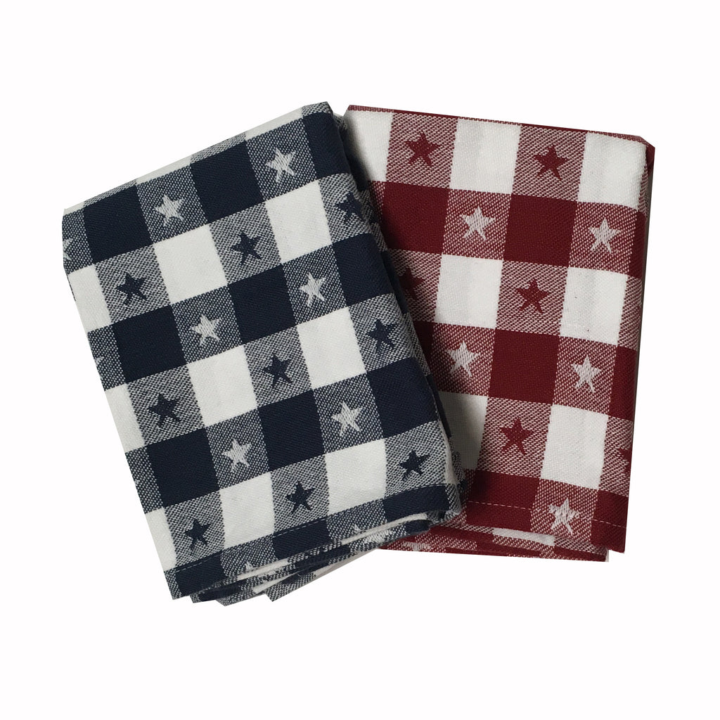 Patriotic Seasonal Towel Set 1