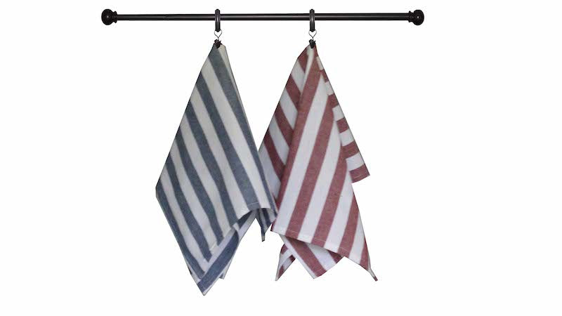 Tea Towel - Dunroven House Americana Stripe