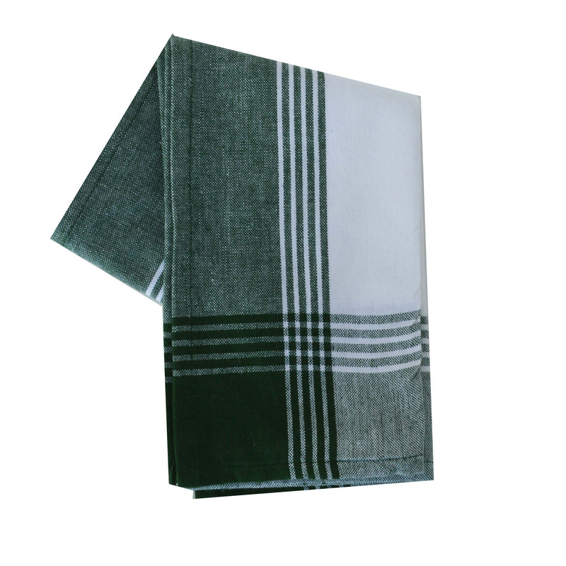 Tea Towel - Dunroven House McLeod Color Border