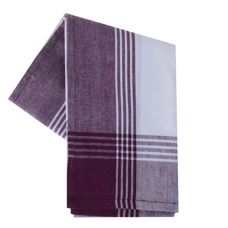 Halloween Seasonal Towel Set of 3 - Purple Variety