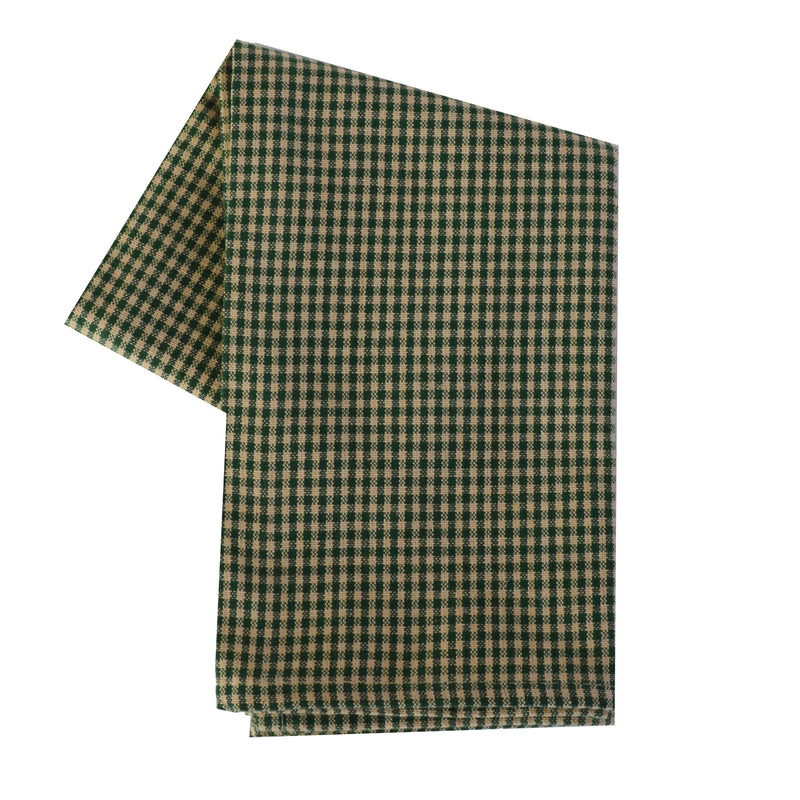 Variety Towel Set - Green and Teadye Set of 4