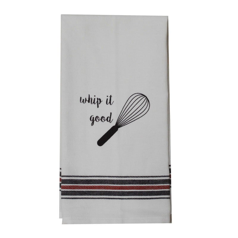 Tea Towel - Screen Printed Pun