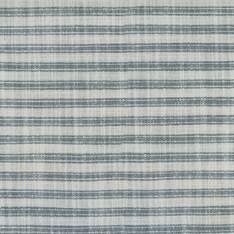 Performance + Ashton Ticking - Denim 409134 Upholstery Fabric