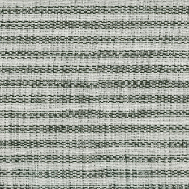 Performance + Ashton Ticking - Domino 409130 Fabric Swatch