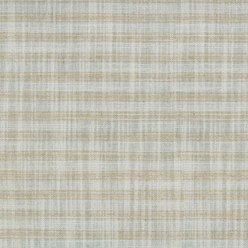 Performance + Ashton Ticking - Linen 409135 Fabric Swatch