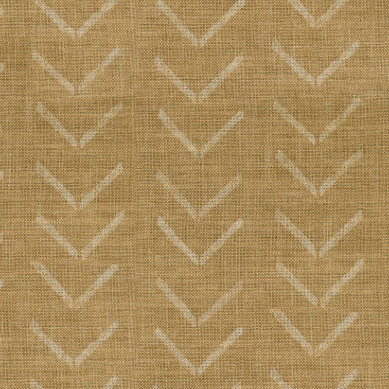 P/K Lifestyles Bogolan Sky - Harvest 409411 Fabric Swatch