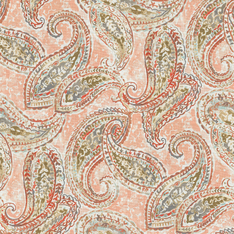 Kelly Ripa Home - Bright & Lively - Shell 550440 Upholstery Fabric