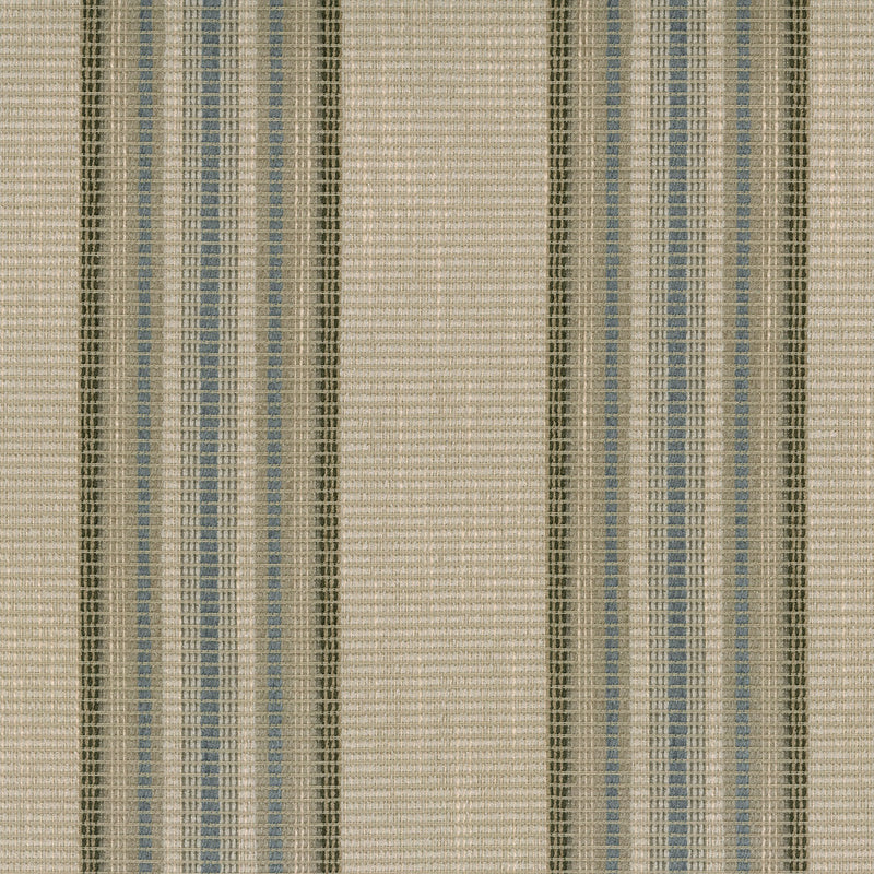 Waverly Crossing Paths - Prussian 654552 Upholstery Fabric