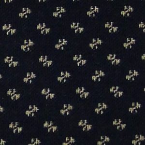 *Discontinued* Clover Black/Linen Upholstery Fabric
