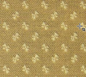 New Hope Clover Fabric Swatch