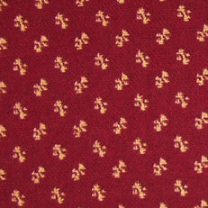 Waverly - Bloomsbury Plaid Cinnabar 654083 Fabric Swatch