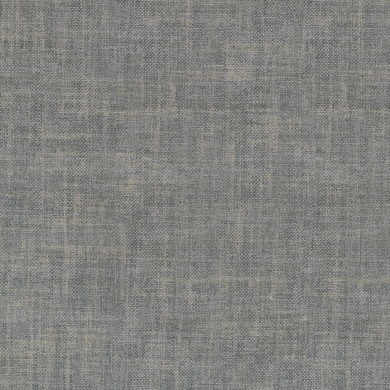 P/K Lifestyles Desmond Solid - Shadow 409372 Fabric Swatch