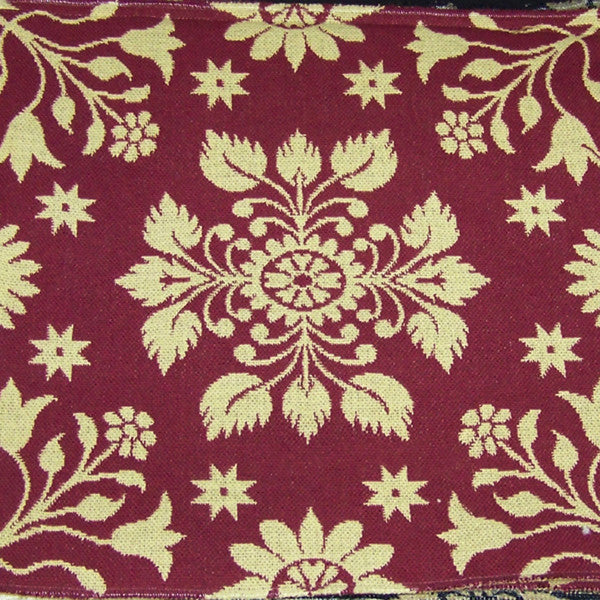 Waverly - Jacobean Flair Vintage 678881 Fabric Swatch