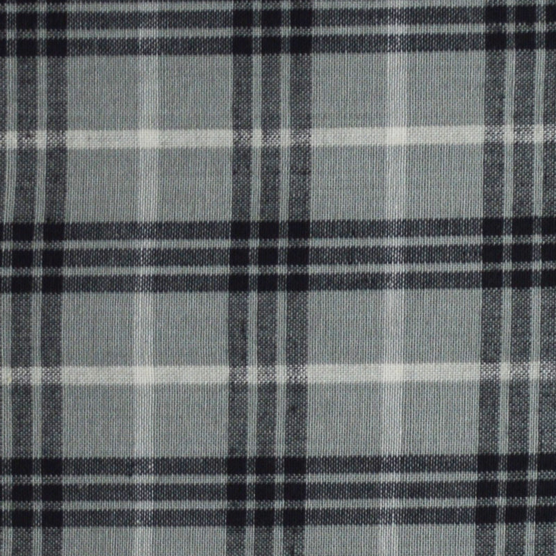 Bentley Plaid Homespun Fabric
