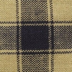 House Check Homespun Fabric