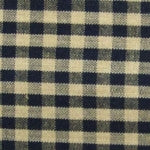 Little Square Check Homespun Fabric