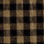 Small Check Homespun Fabric