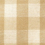 Small Check Homespun Fabric Swatch