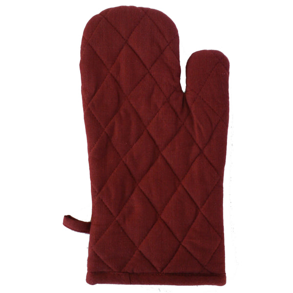 Solid Color Oven Mitt