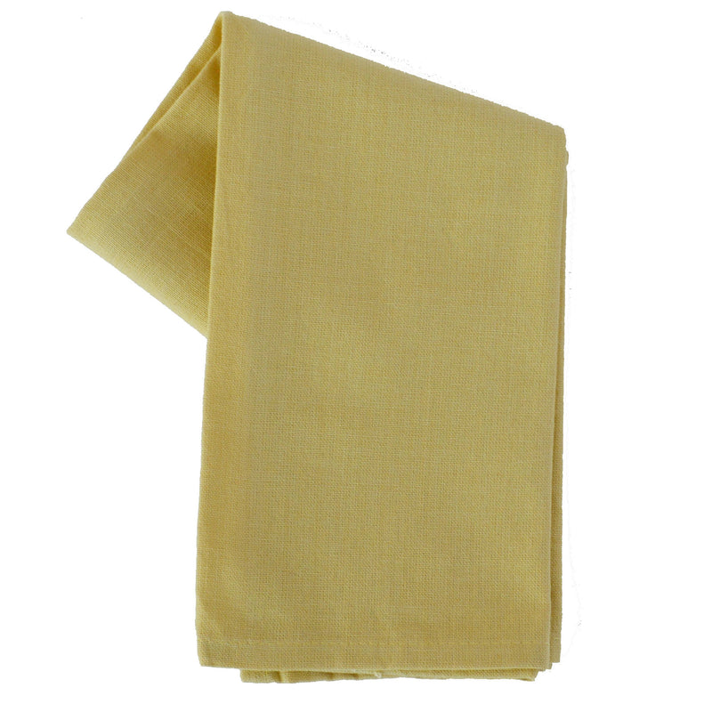 Tea Towel - Dunroven House Plain Weave Solid