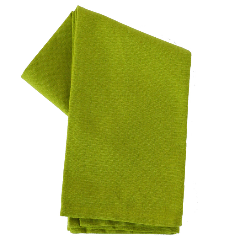 Summer Bold Seasonal Towel Set of 5 - Solid Plain Weave