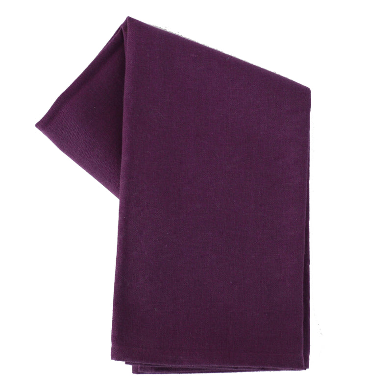 Variety Towel Set - Purple Set of 4