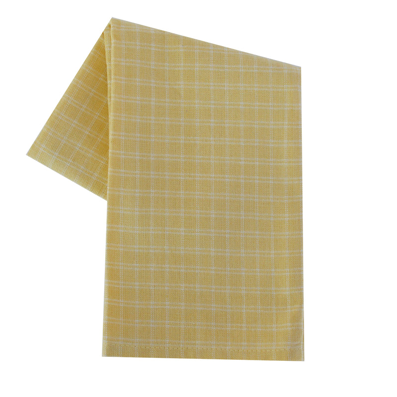 Fall Seasonal Towel Set Windowpane Variety