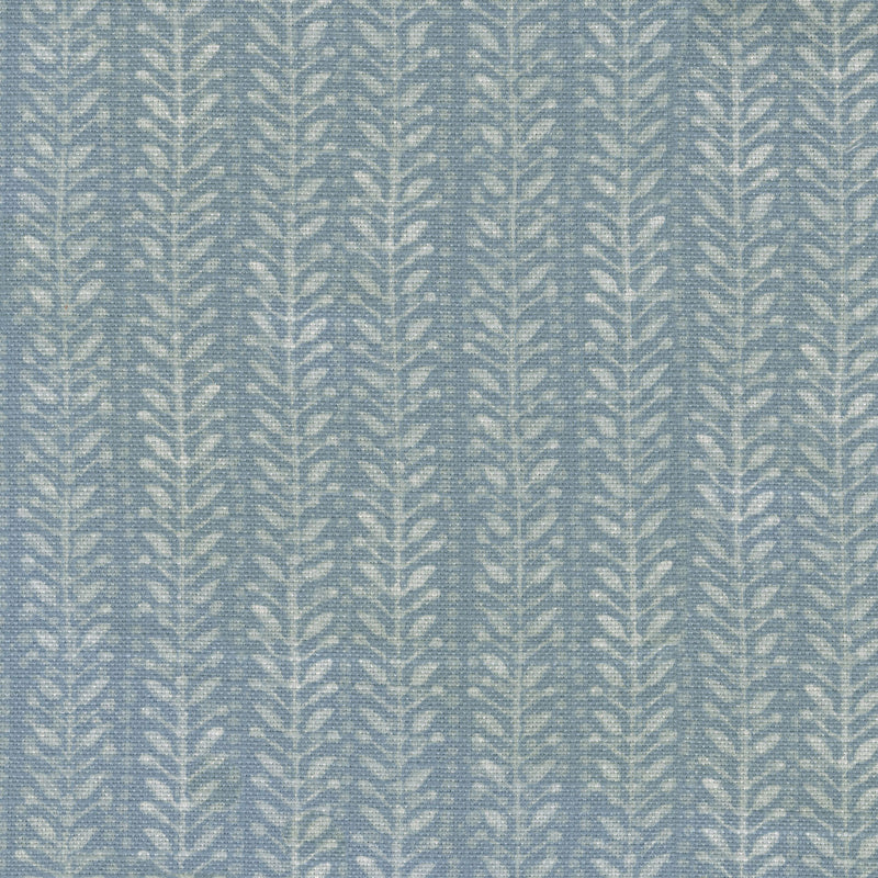 Performance + Kumo Branch - Chambray 409211 Fabric Swatch