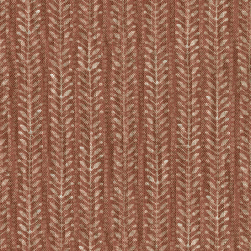 Performance + Kumo Branch - Henna 409213 Fabric Swatch