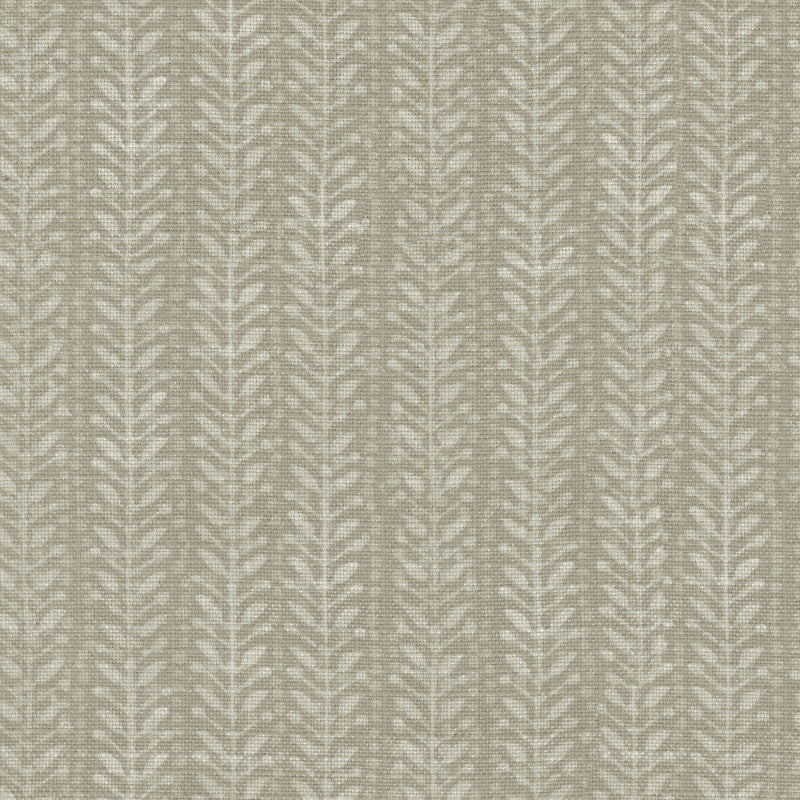 Performance + Kumo Branch - Pewter 409214 Fabric Swatch