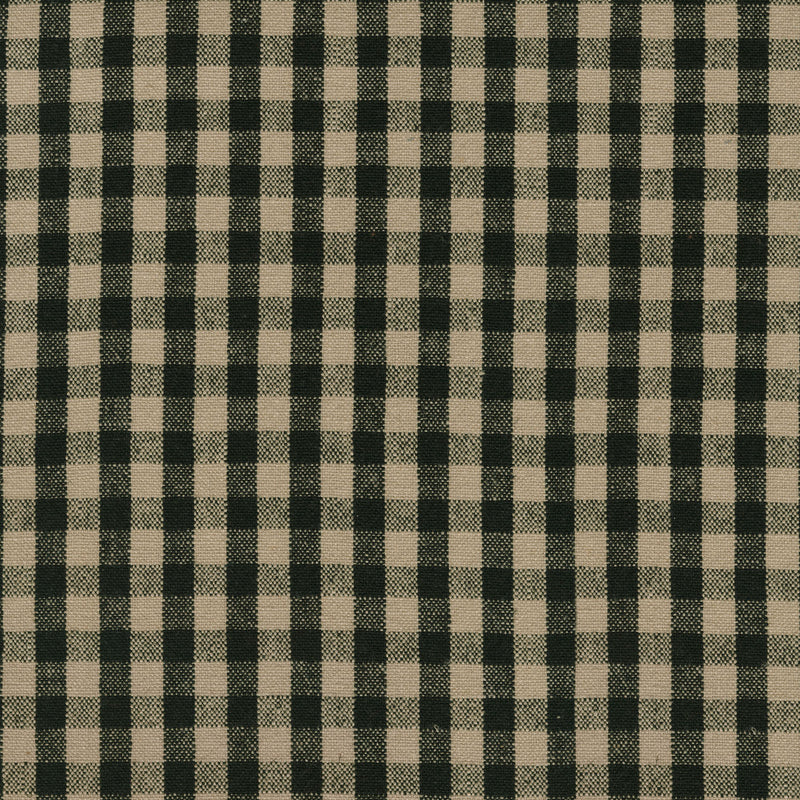 P/K Lifestyles Brent Plaid - Onyx 408892 Fabric Swatch