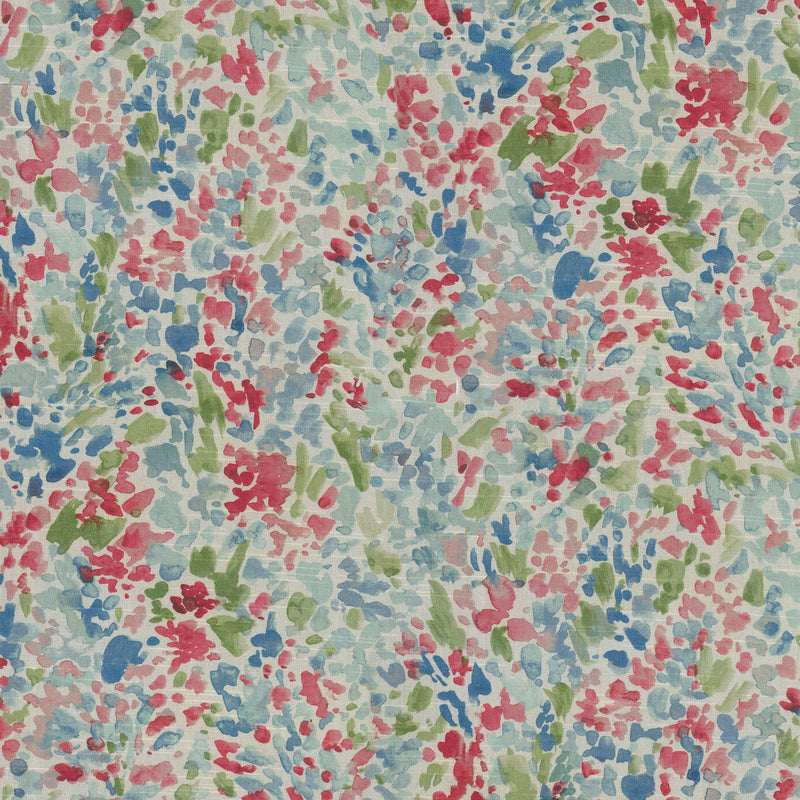 P/K Lifestyles Pretty Palette - Mist 409291 Upholstery Fabric