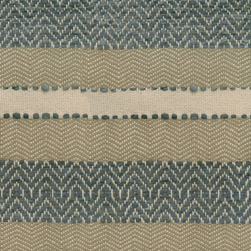 P/K Lifestyles Sacred Valley - Indigo 408851 Fabric Swatch