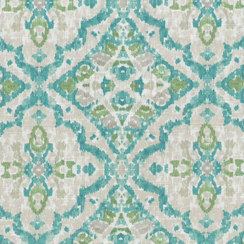 Kelly Ripa Home Seen & Heard - Seaglass 550422 Fabric Swatch