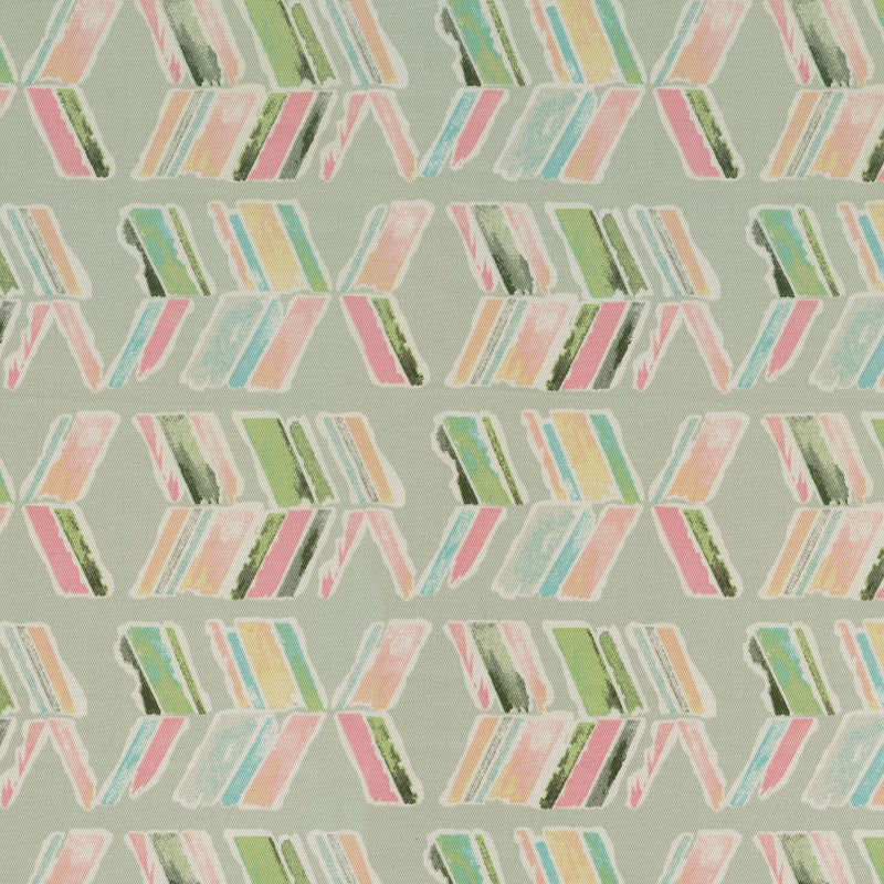 Waverly Spring Into Action - Peony 681931 Upholstery Fabric