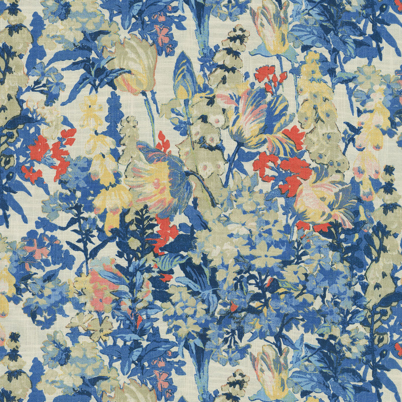 P/K Lifestyles Summer Ready - Bluejay 408631 Upholstery Fabric
