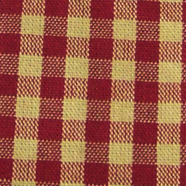 New Hope Small Check Fabric Swatch
