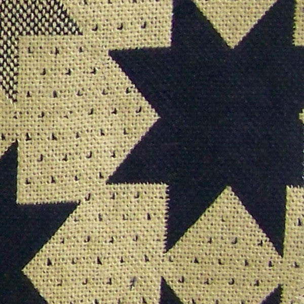 New Hope Star Upholstery Fabric