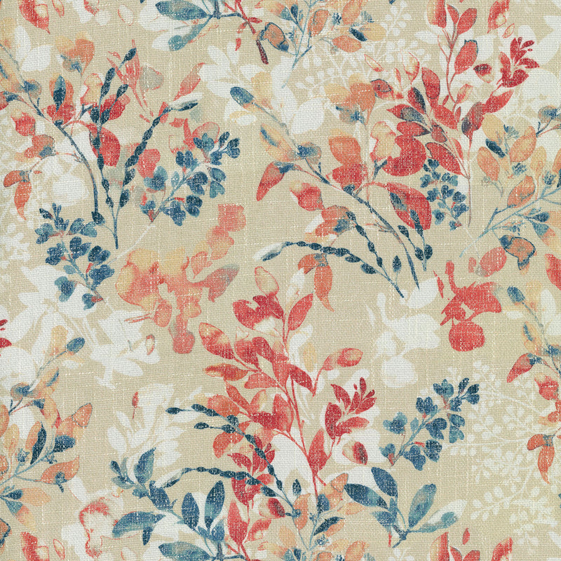P/K Lifestyles Willow Wood - Federal 409313 Fabric Swatch