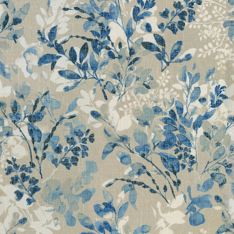 P/K Lifestyles Willow Wood - Luna 409312 Upholstery Fabric