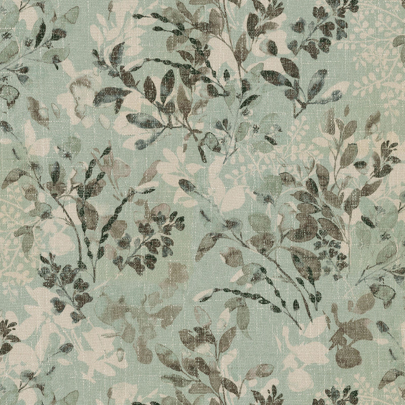 P/K Lifestyles Willow Wood - Mist 409310 Upholstery Fabric