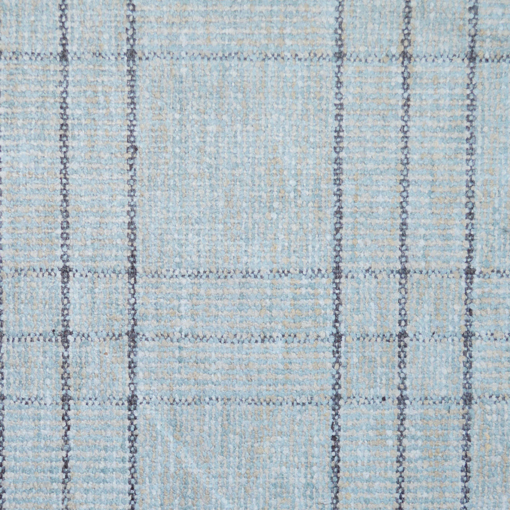 Waverly - Borderline Seaglass 654323 Upholstery Fabric