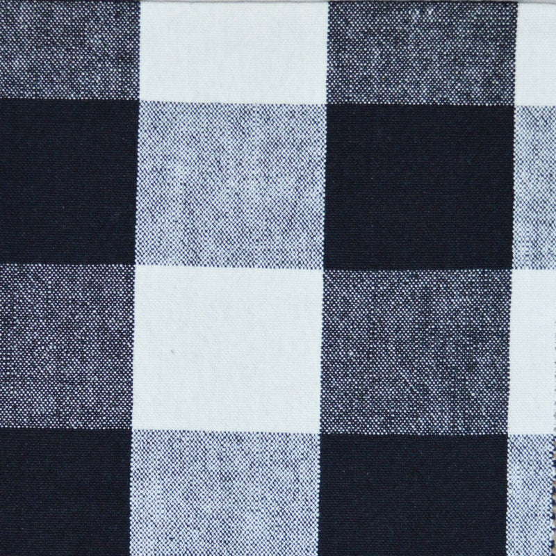 P/K Lifestyles Logan Check - Peppermint 408901 Upholstery Fabric