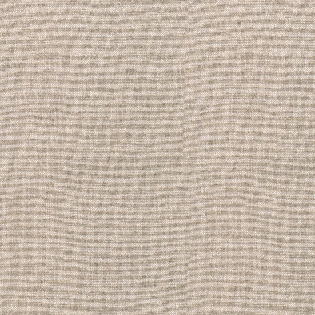 Ellen Degeneres - Cleary Flax 250441 Solid Fabric Swatch