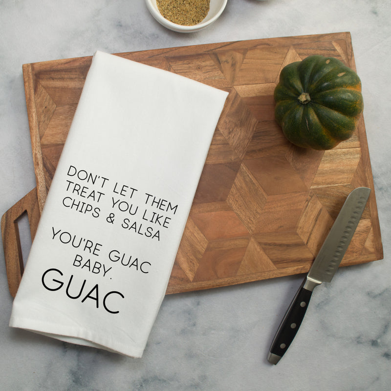 Your Gauc Baby Printed Tea Towel