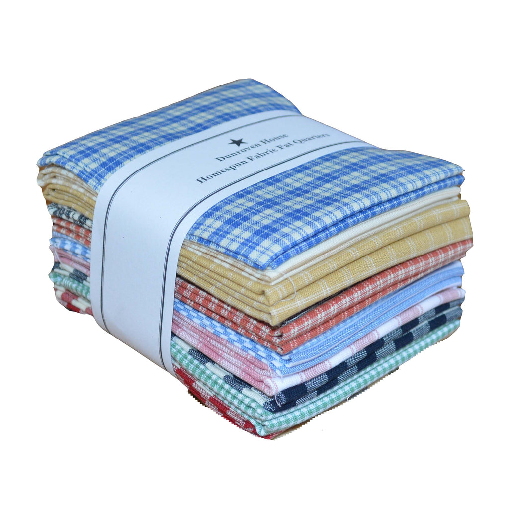 Homespun Fat Quarter Bundles