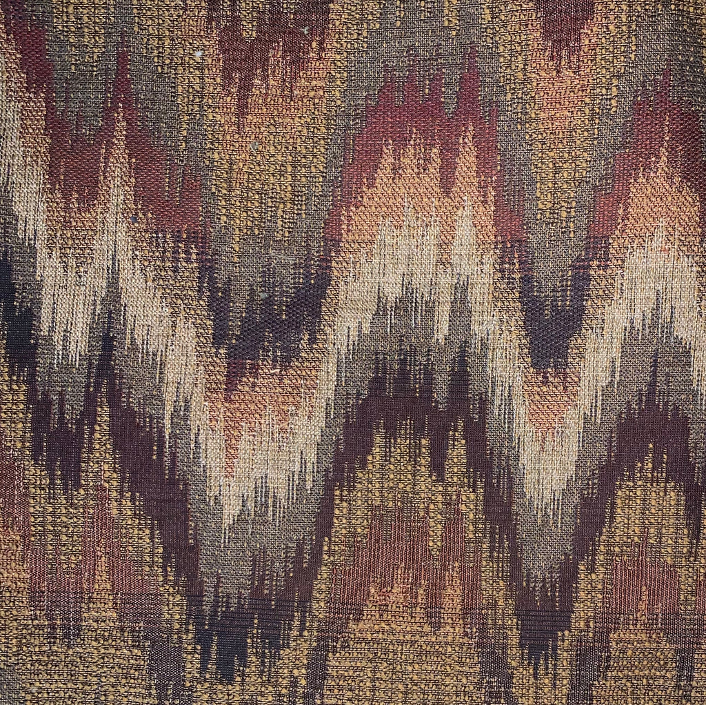 *Discontinued* Flame Juniper Upholstery Fabric